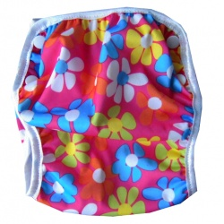 Splashiebubs Flowers Swim Nappy