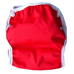 Splashiebubs Red Swim Nappy
